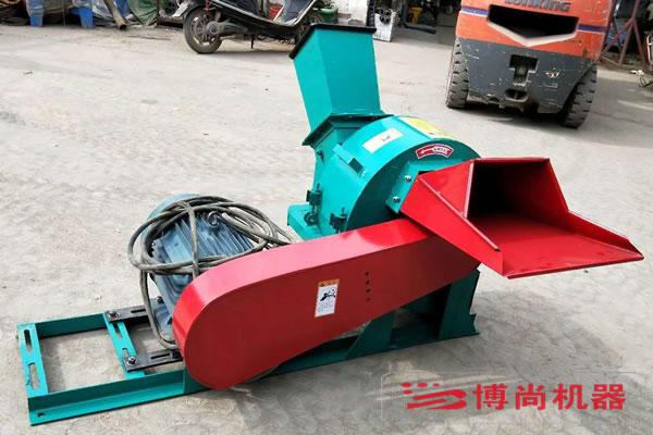 420型木材粉碎机